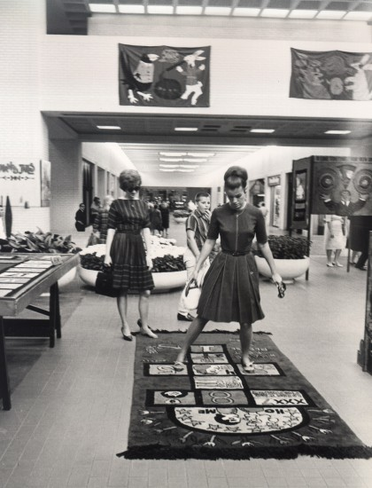 The Laliberte Fun and Games Exhibit      October 11, 1965