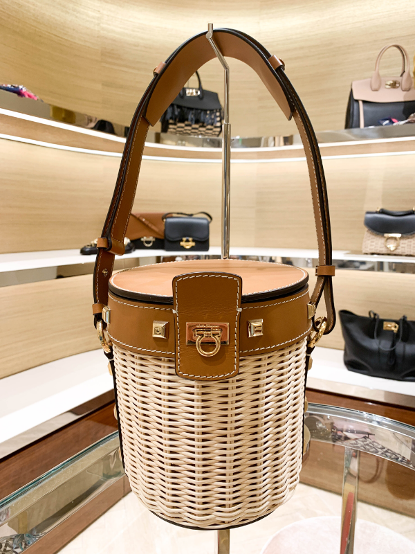 Ferragamo Basket Bag