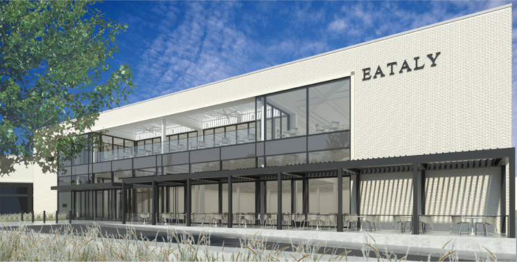 eataly northpark rendering