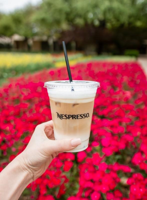 nespresso to go
