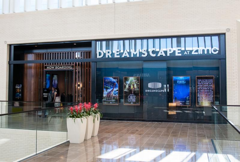 dreamscape at amc northpark