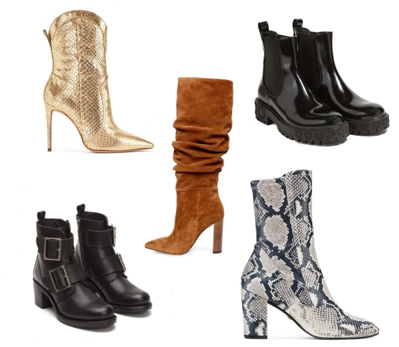 fall 2019 boot trends