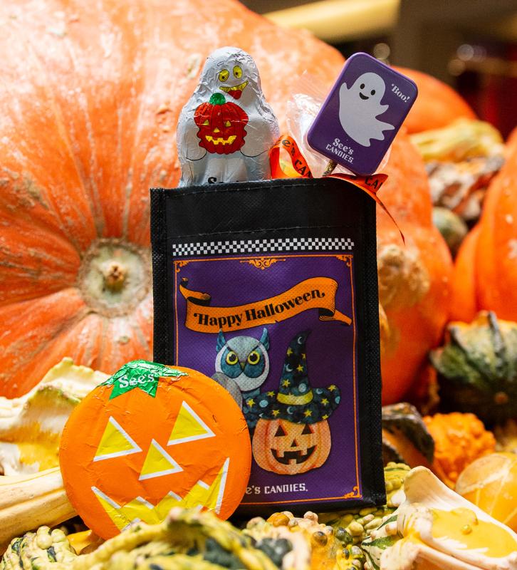 sees candies halloween treats