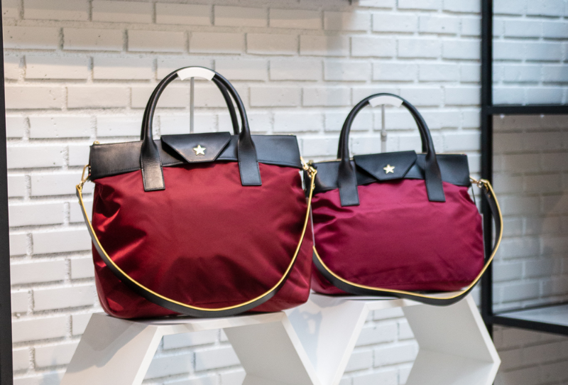 etoile star red bags
