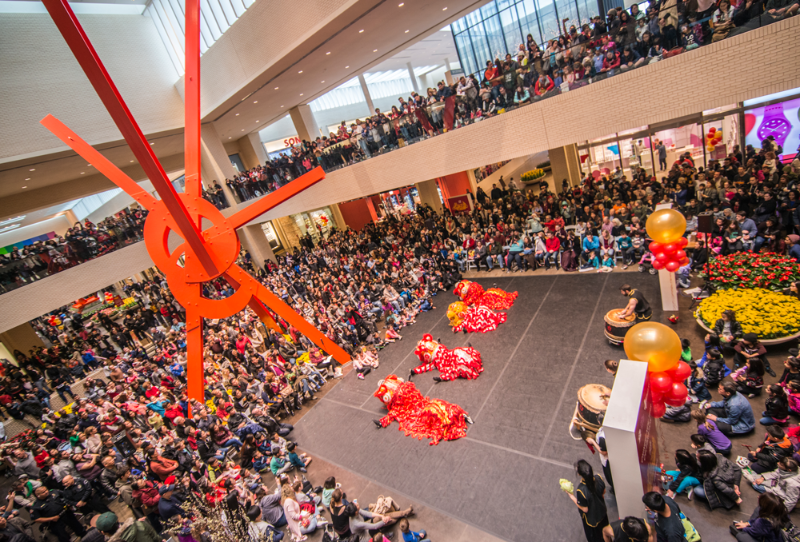 chinese new year at northpark