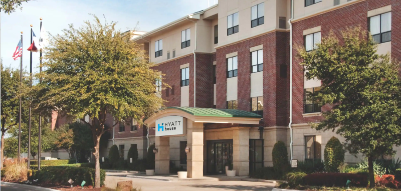 hyatt house dallas