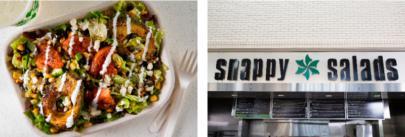 snappy salads northpark