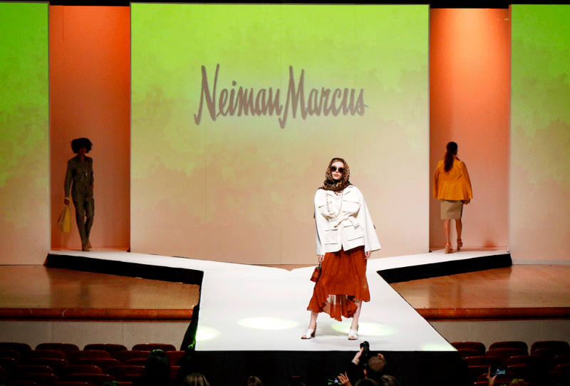 neiman marcus fashion show look