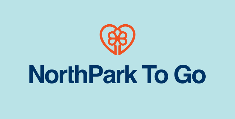 northpark to go logo