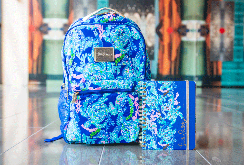 lilly pulitzer backpack