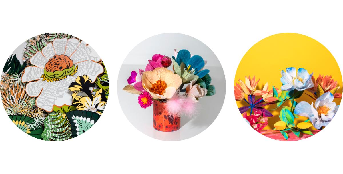 pop flowers artrocks
