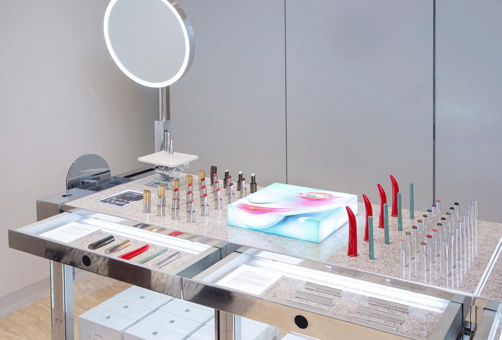 byredo makeup station
