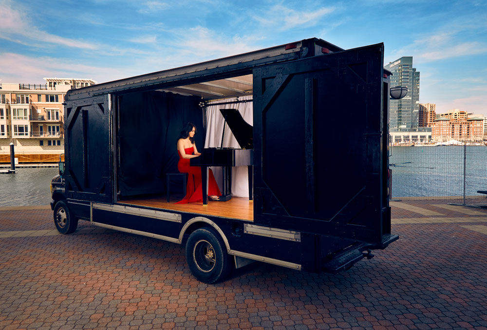 concert truck dso