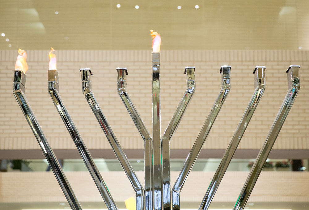 menorah northpark