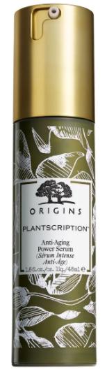 origins plantscription serum