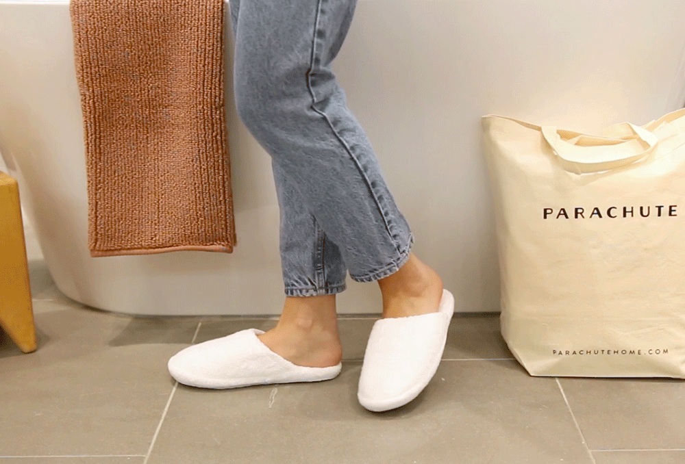parachute slippers