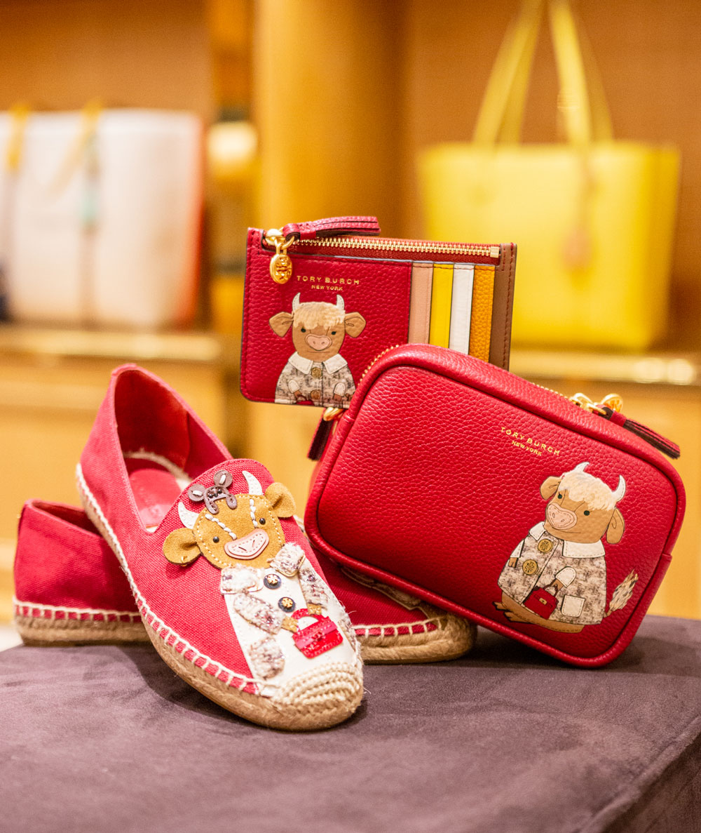 tory burch year of the ox