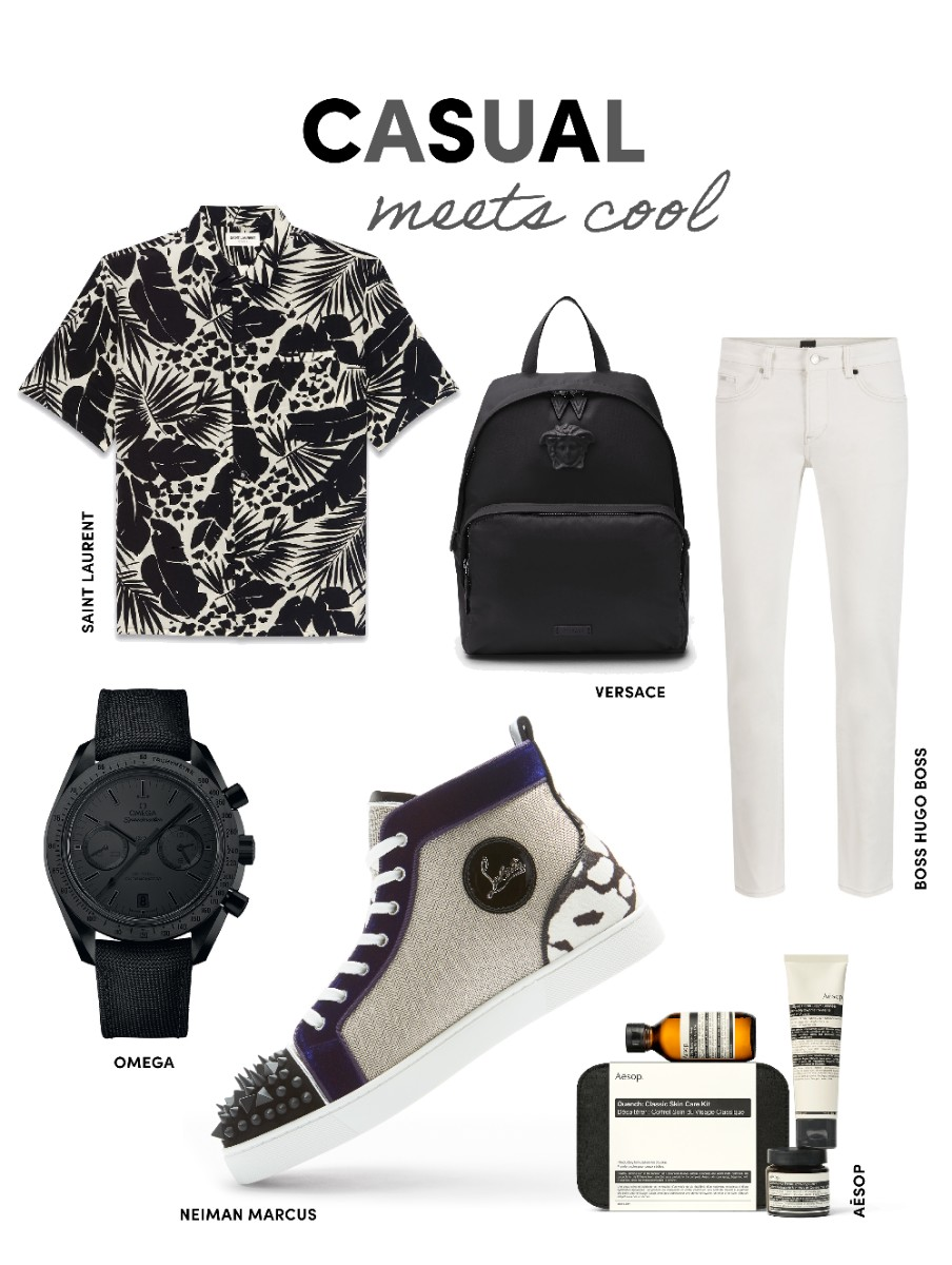 casual meets cool
