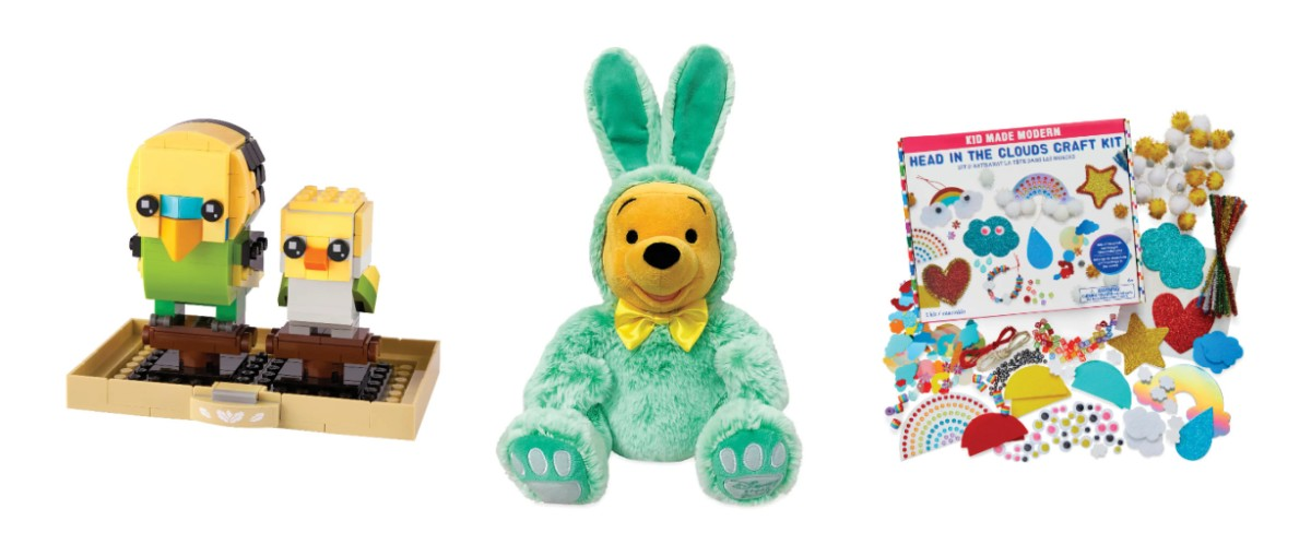 easter kids gifts from northpark