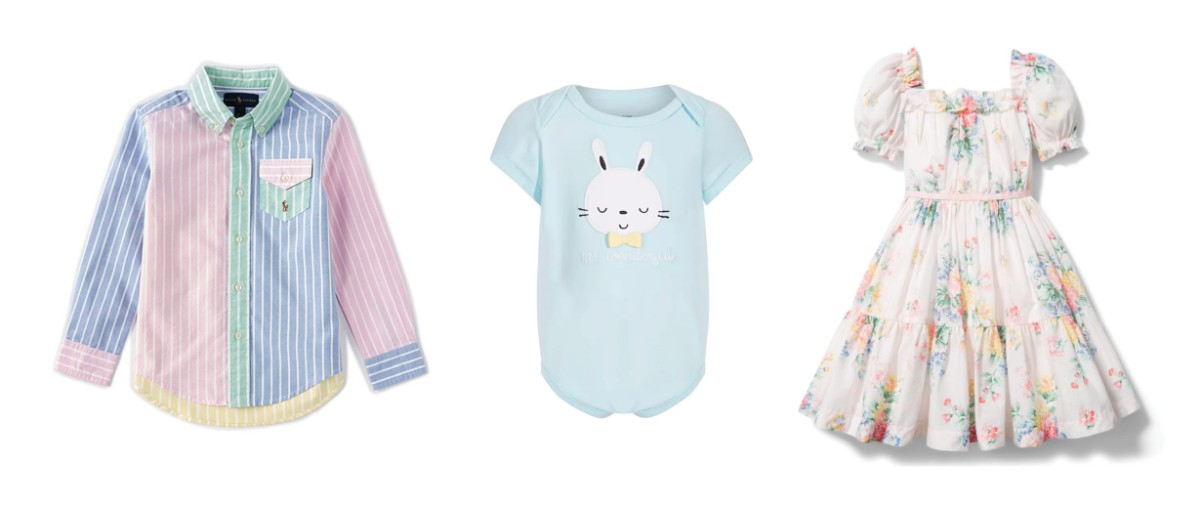 easter spring outfits