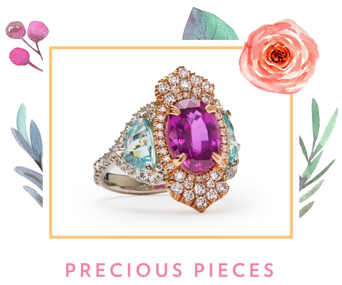 precious pieces jewelry