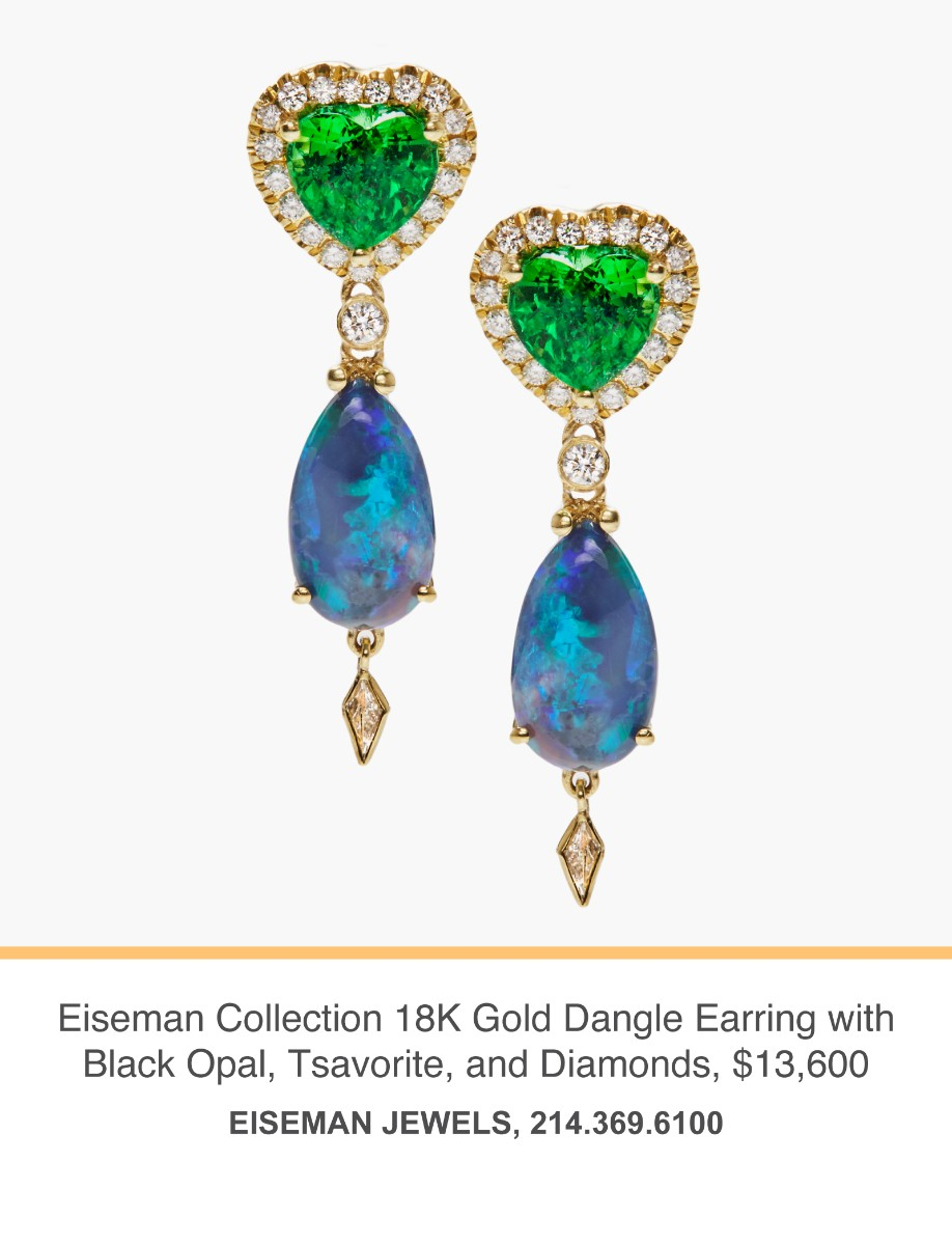 Eiseman Jewels earrings