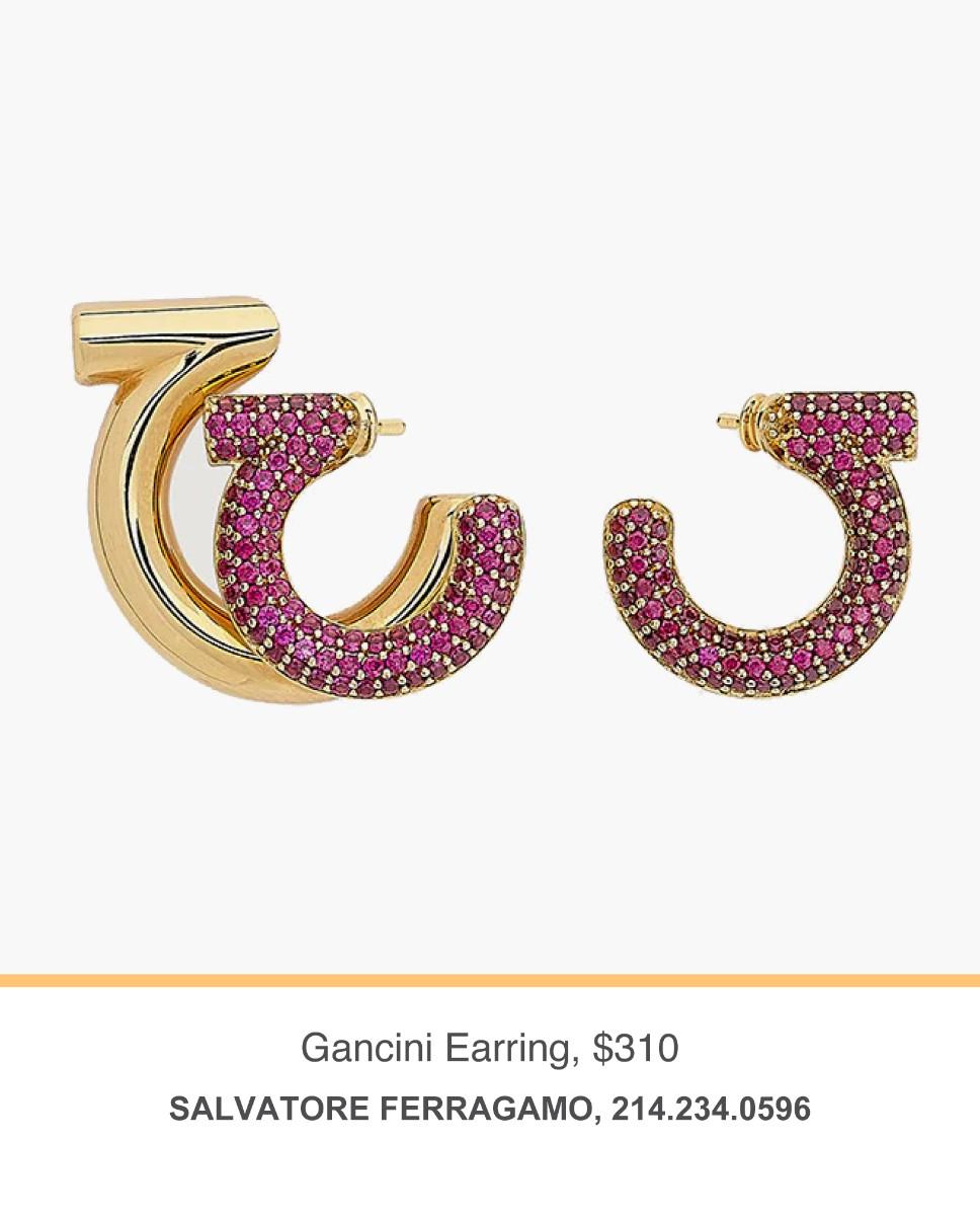 Ferragamo Earrings