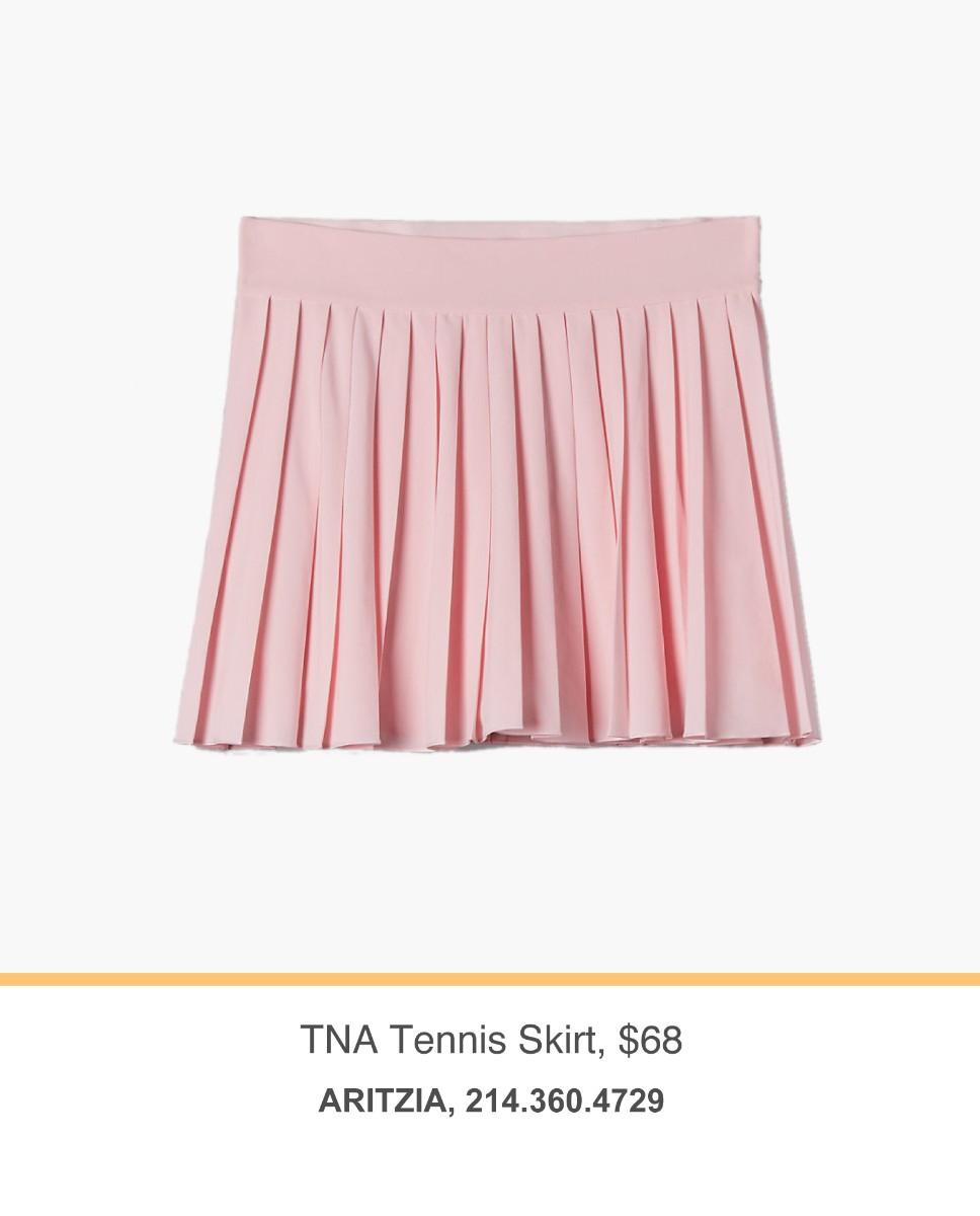 Aritzia Tennis Skirt