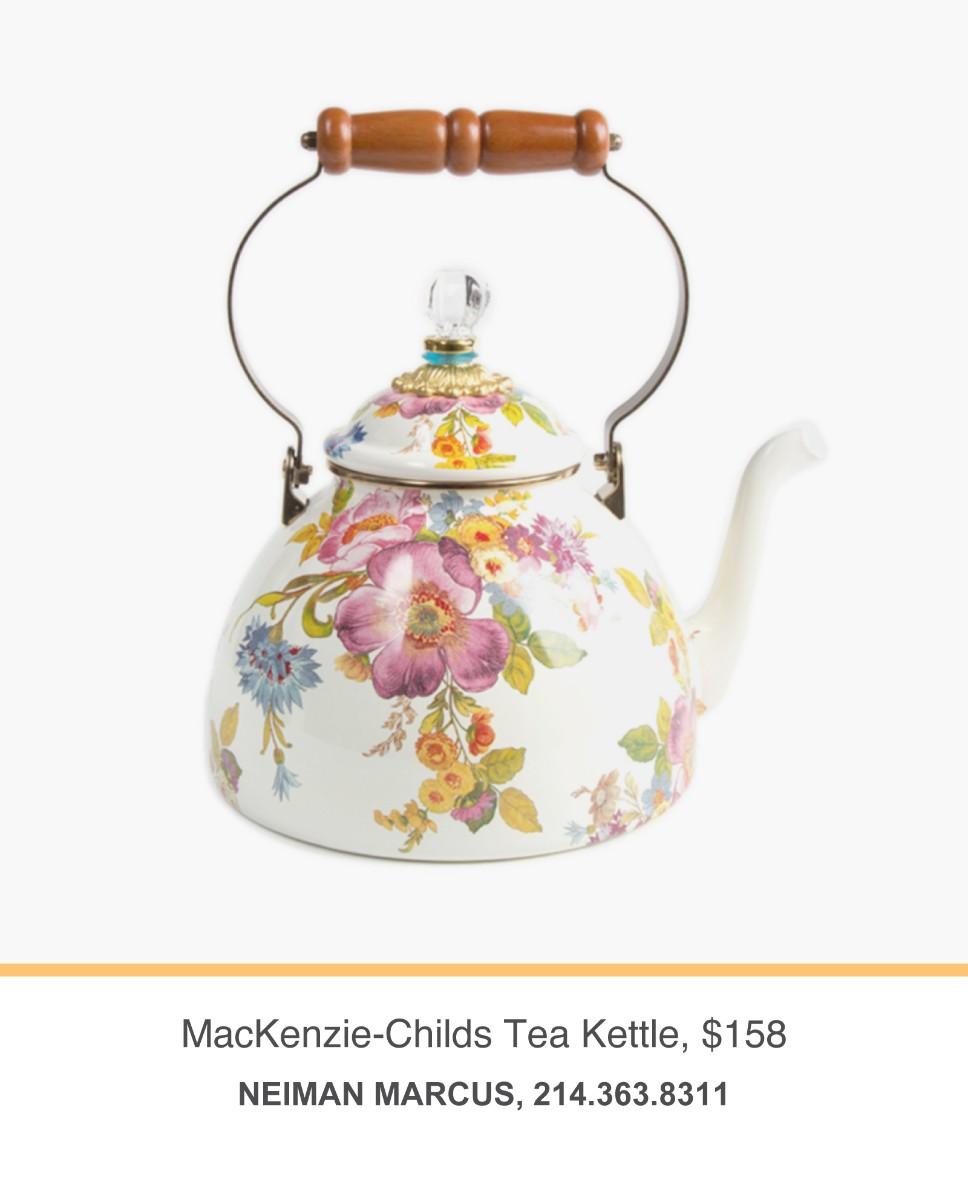 Neiman Marcus Tea Kettle