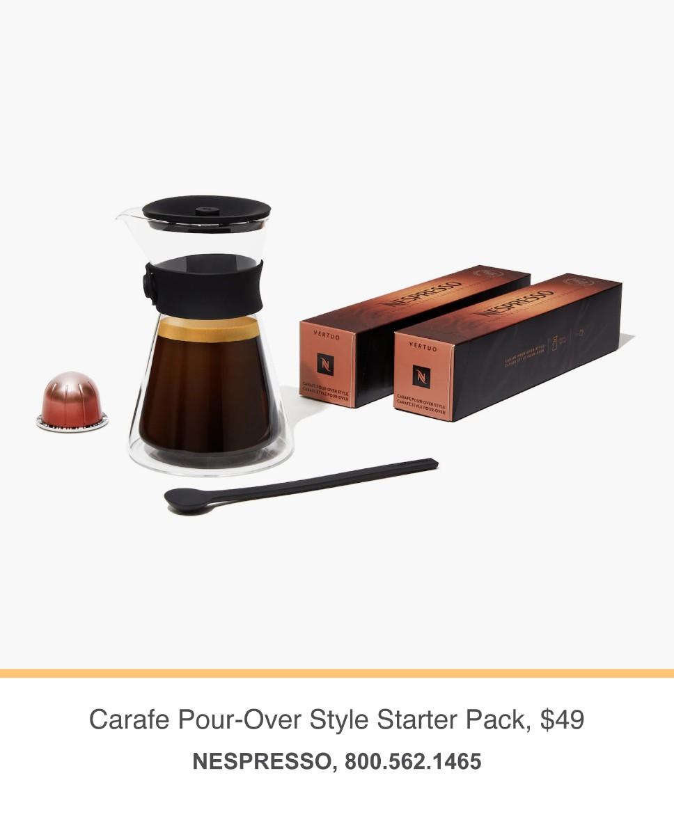 Nespresso Starter Pack