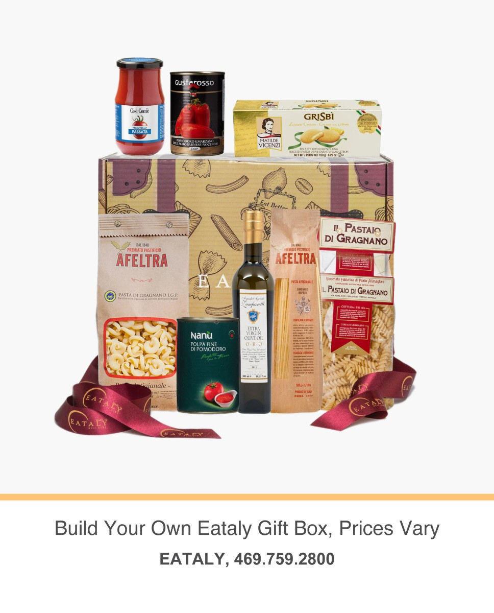 Eataly gift box
