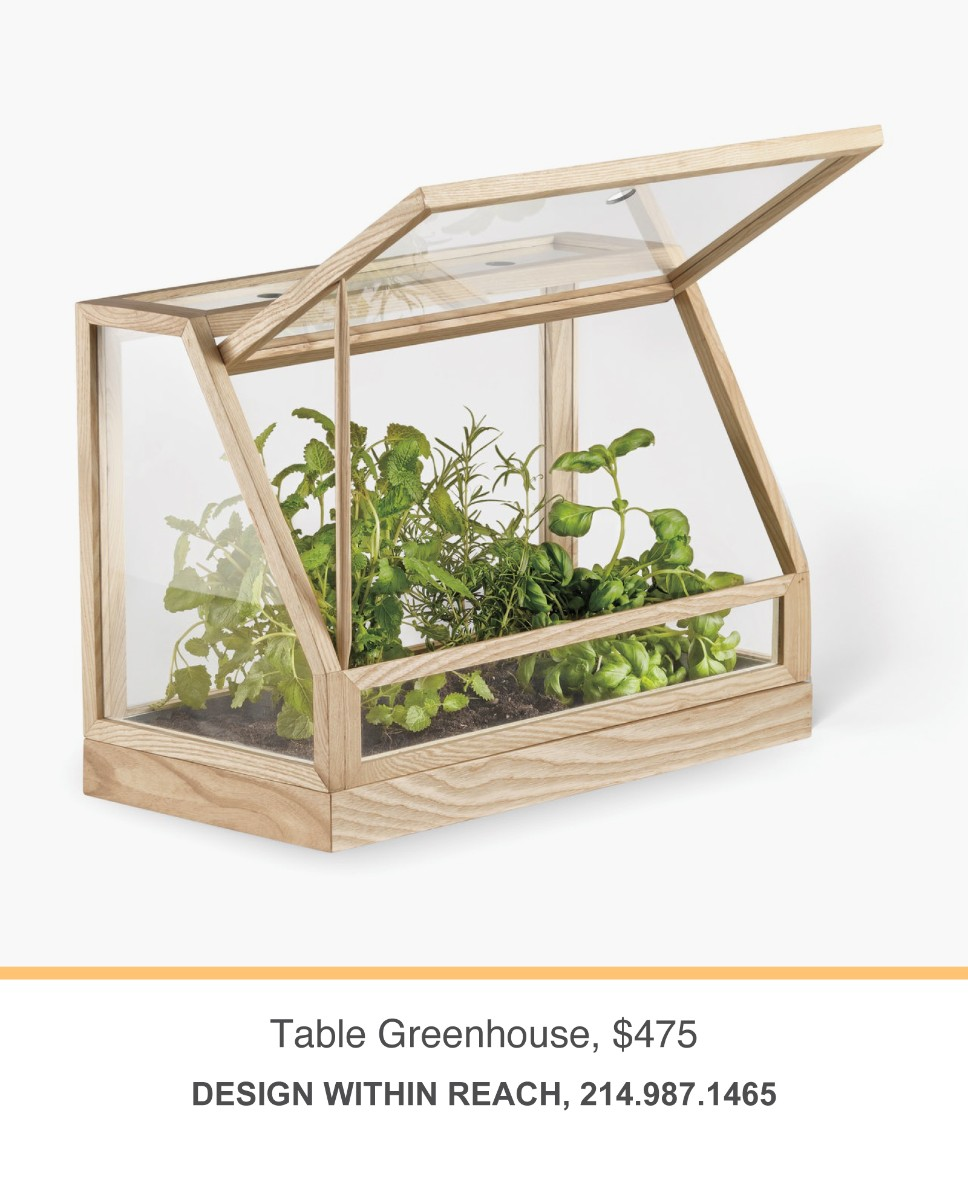 Design Within Reach Greenhouse