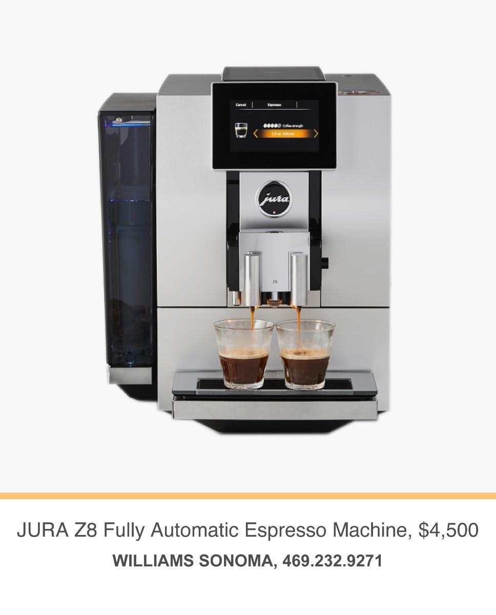 Williams Sonoma Espresso Machine