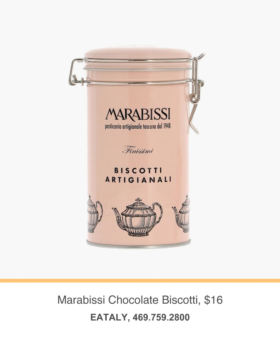 Eataly biscotti