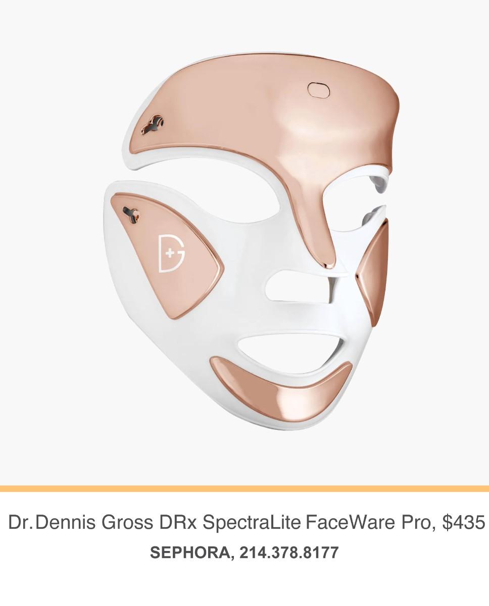 Sephora Dr. Dennis Gross LED Mask