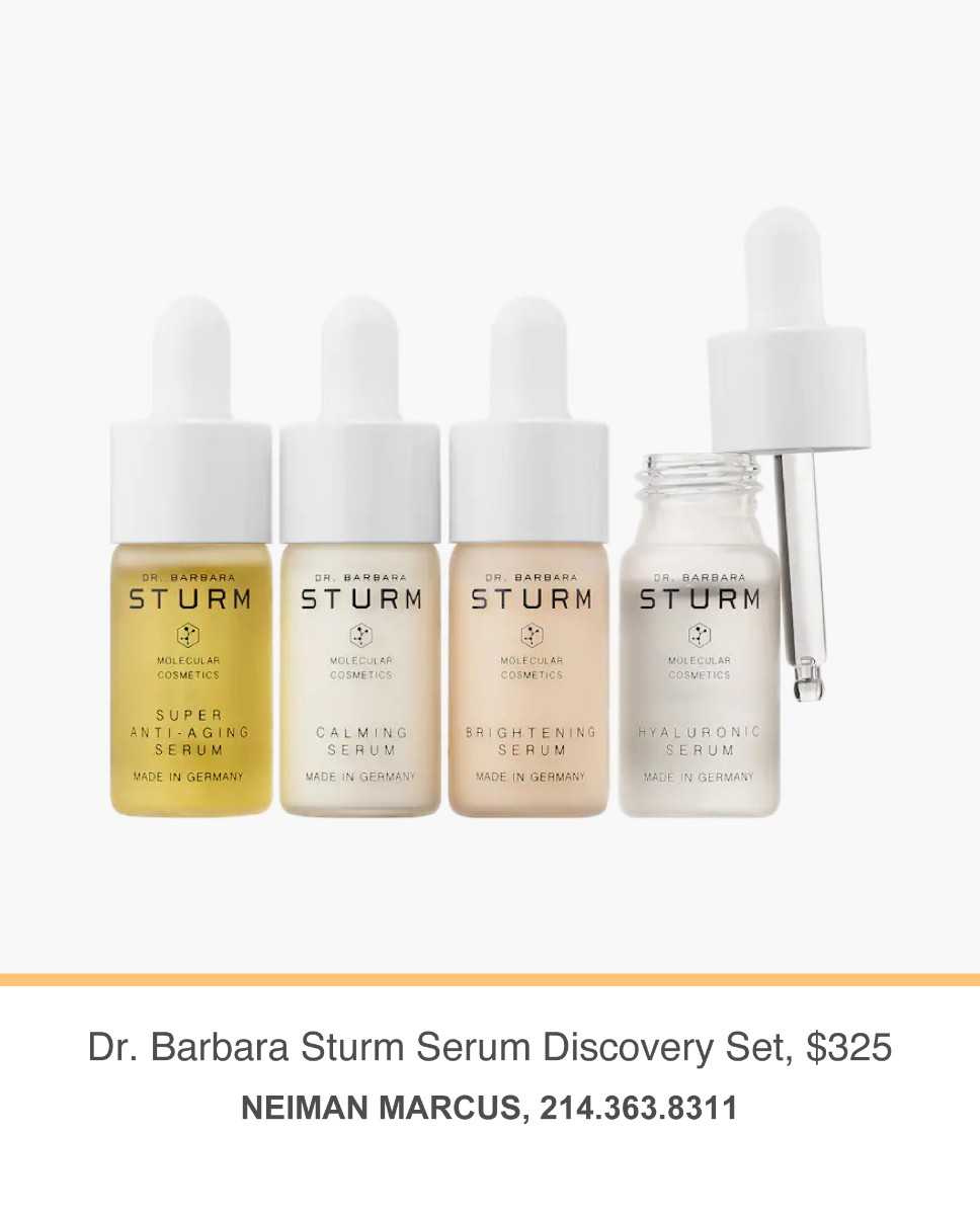 Neiman Marcus Dr. Barbara Sturm Skincare