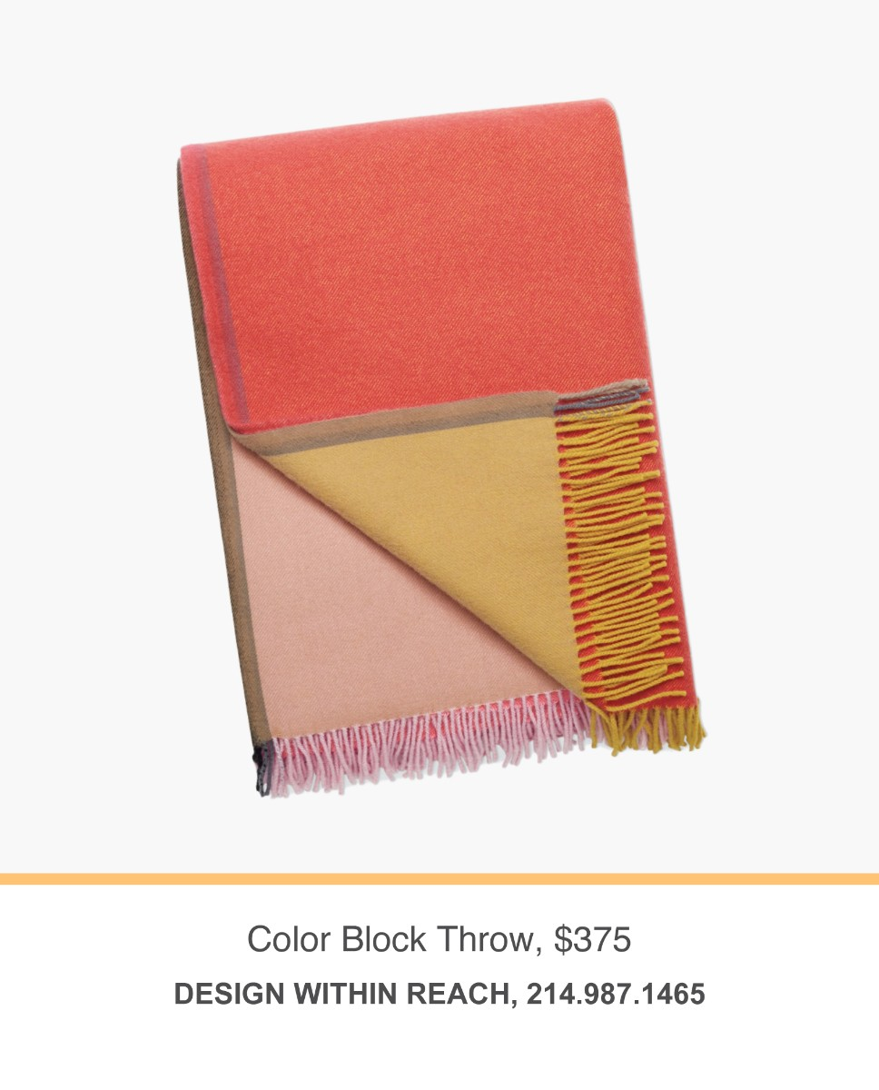 Design Within Reach Blanket
